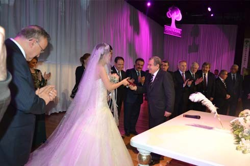 Dillere destan düğün 15