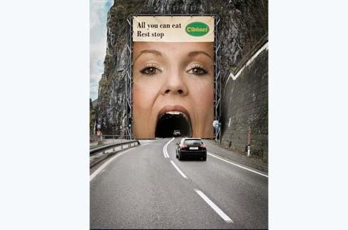 Zekada Sınır Tanımayan Reklamlar 9