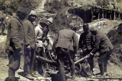 Çanakkale'den gizli kalmış fotoğraflar 64