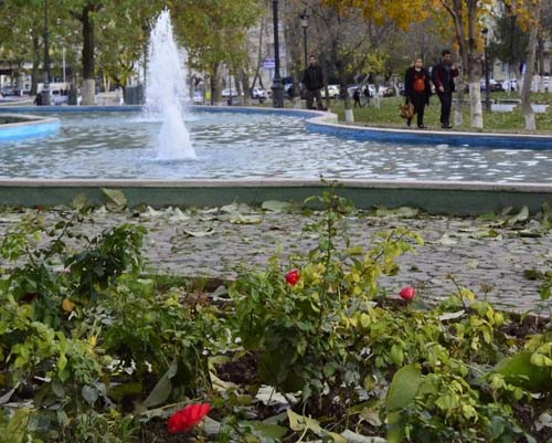 Gaziantep'te Güzel Havalar 5