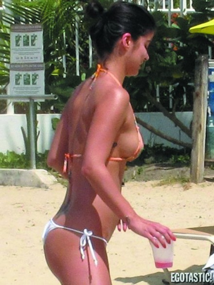 Plajda Theresa rüzgarı 4