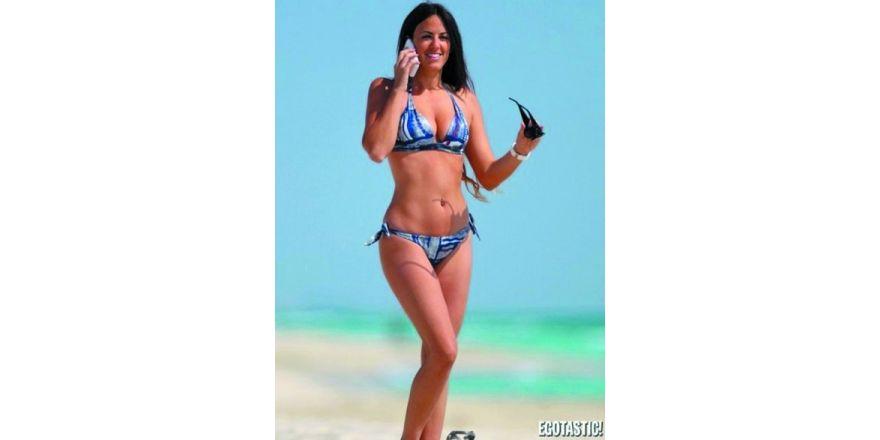 Miami plajlarının gözdesi
