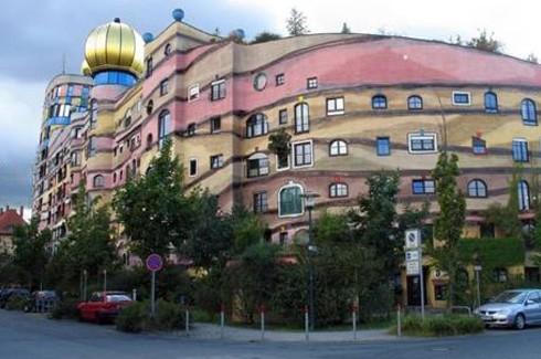 Dünyanın en ilginç binaları.. 14