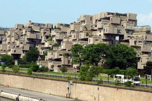 Dünyanın en ilginç binaları.. 5