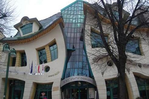 Dünyanın en ilginç binaları.. 6