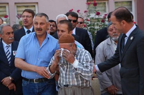 Şehit polis gözyaşlarıyla uğurlandı 7