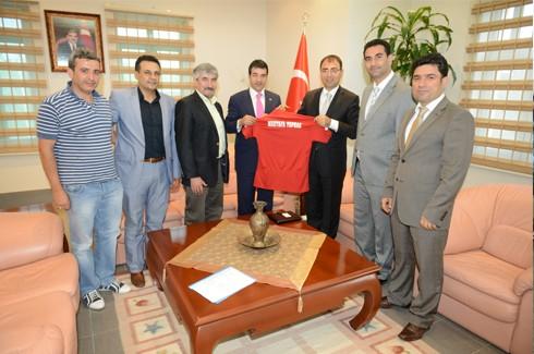 Diyarbakır'da Hokey konuşuldu 2