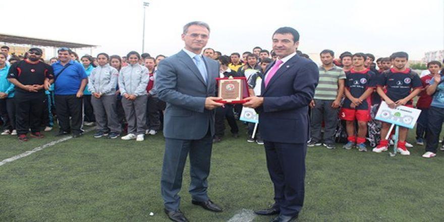Diyarbakır'da Hokey konuşuldu