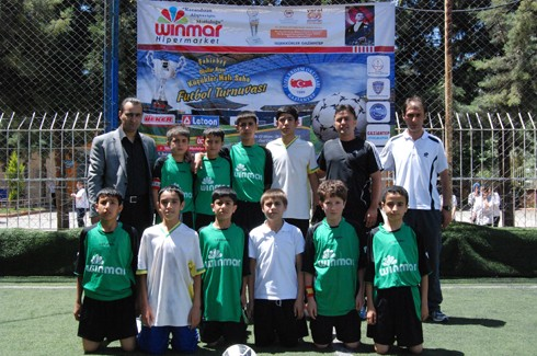 Winmar Futbol Turnuvası 11