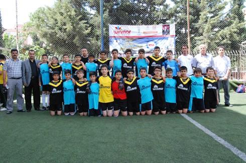 Winmar Futbol Turnuvası 15
