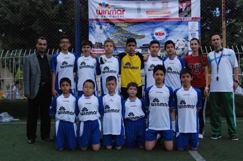 Winmar Futbol Turnuvası 3