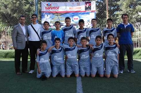 Winmar Futbol Turnuvası 7