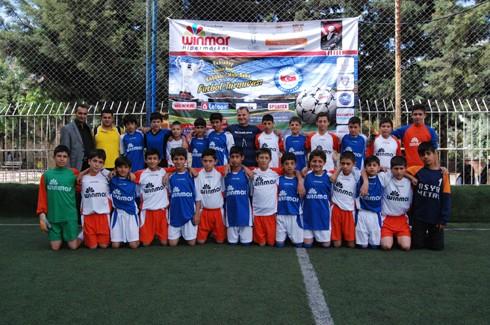 Winmar Futbol Turnuvası 8