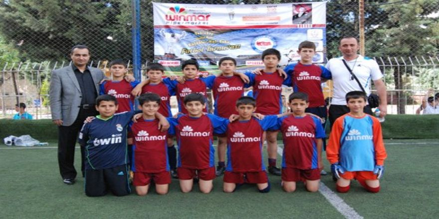 Winmar Futbol Turnuvası
