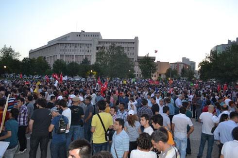 Gaziantep'ten Gezi Parkı için coşkulu destek 2