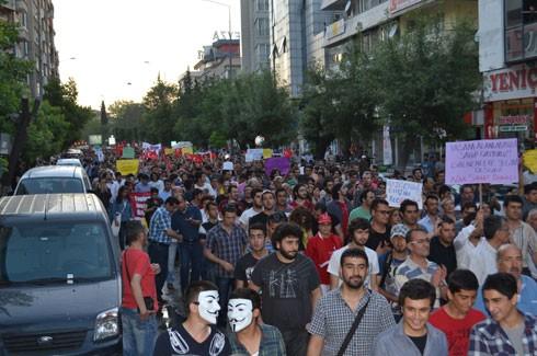 Gaziantep'ten Gezi Parkı için coşkulu destek 5