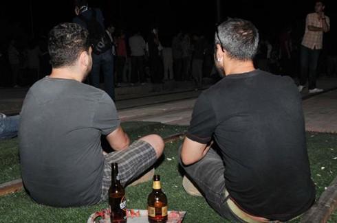 Gaziantp'te tencere ve tavalı Gezi Parkı eylemi 2