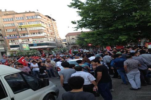 Kırkayak Parkı'nda Gezi Parkı için destek 3