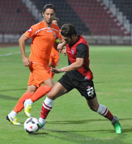 Gaziantepspor - Adanaspor 1