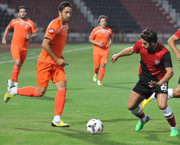 Gaziantepspor - Adanaspor 3
