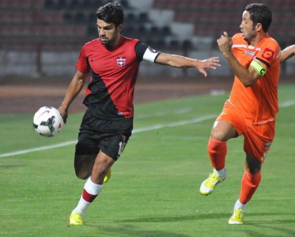 Gaziantepspor - Adanaspor 4