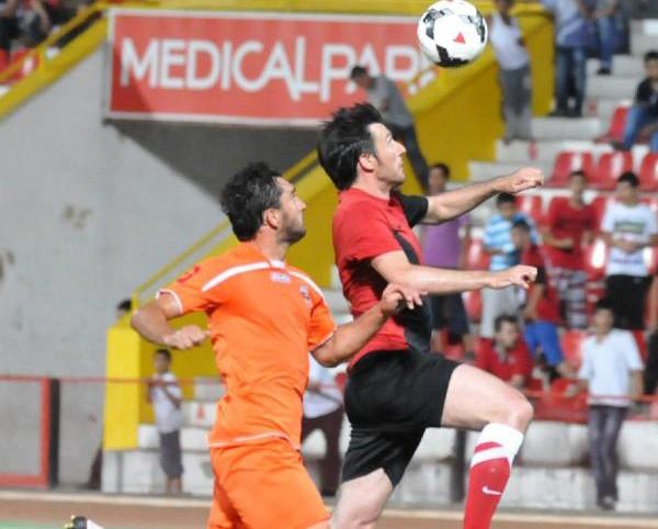 Gaziantepspor - Adanaspor 5