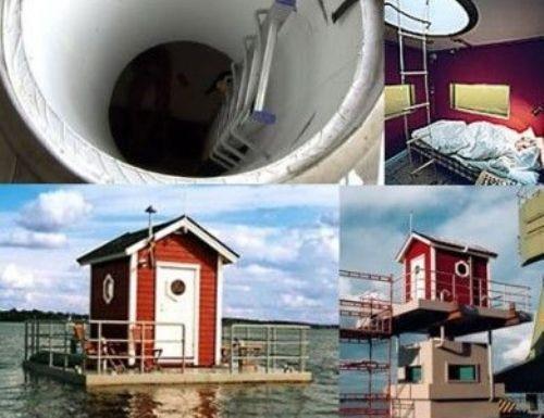 Dünyanın en ilginç otelleri 10