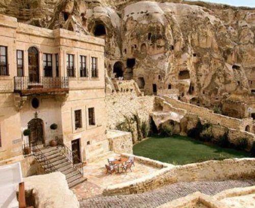 Dünyanın en ilginç otelleri 5