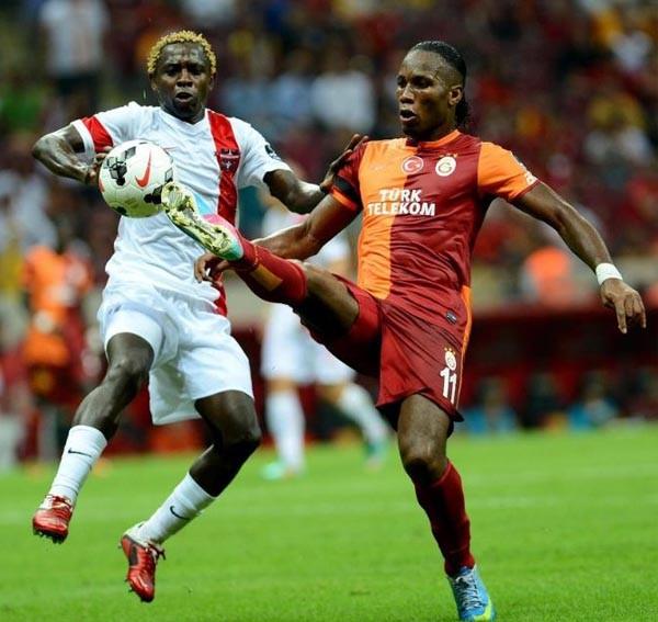 Galatasaray - Gaziantepspor 2-1 1
