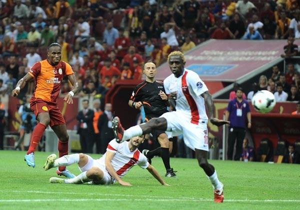 Galatasaray - Gaziantepspor 2-1 10