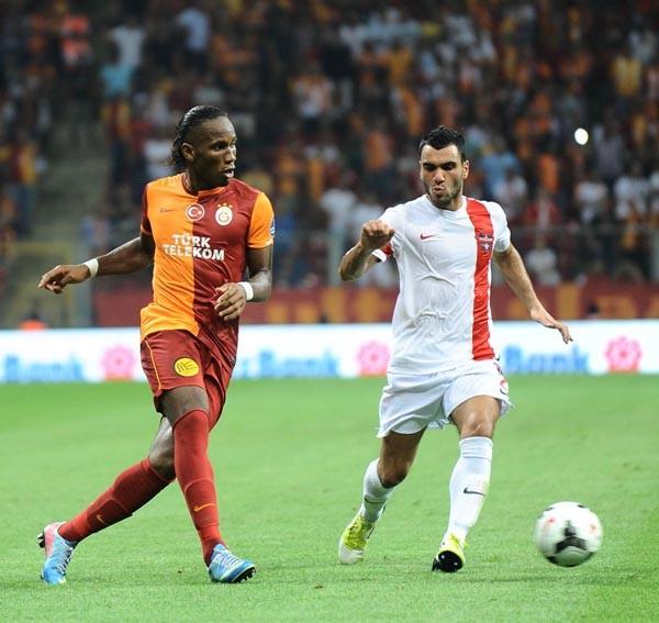 Galatasaray - Gaziantepspor 2-1 11