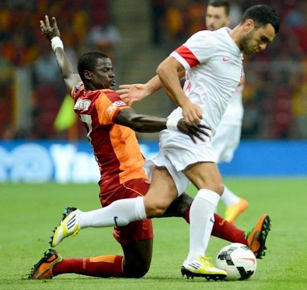 Galatasaray - Gaziantepspor 2-1 2