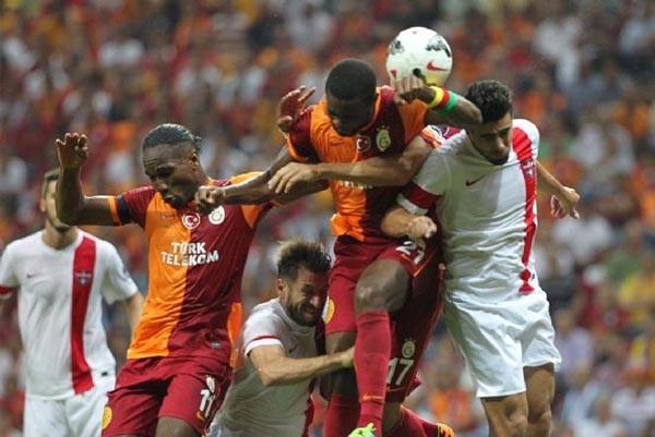 Galatasaray - Gaziantepspor 2-1 5