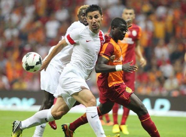Galatasaray - Gaziantepspor 2-1 6