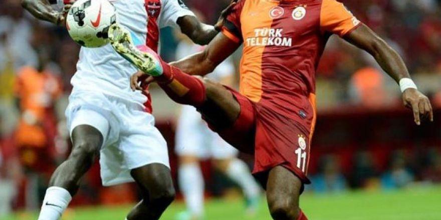 Galatasaray - Gaziantepspor 2-1