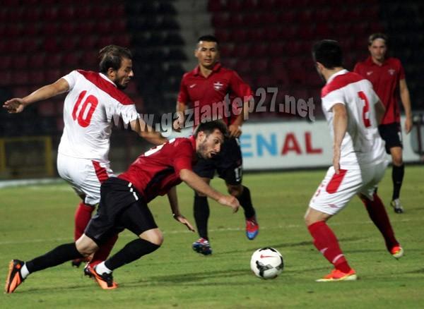 Gaziantepspor - Kahramanmaraş 4-4 3