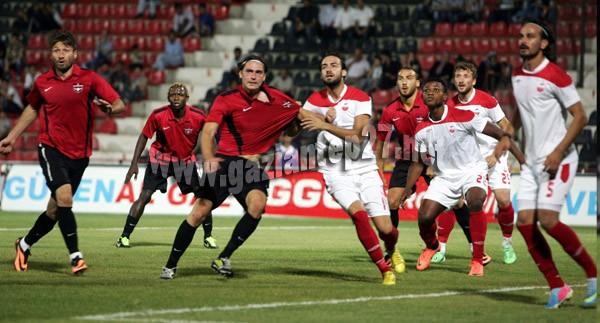 Gaziantepspor - Kahramanmaraş 4-4 4