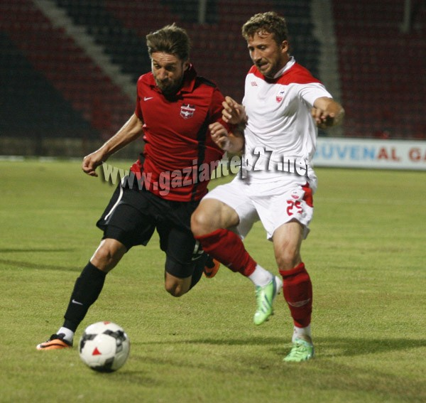 Gaziantepspor - Kahramanmaraş 4-4 6