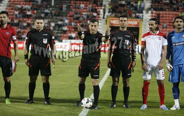 Gaziantepspor - Kahramanmaraş 4-4 9