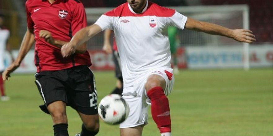 Gaziantepspor - Kahramanmaraş 4-4