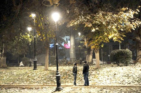 Gaziantep'ten kar manzaraları 16