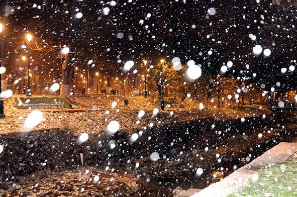 Gaziantep'ten kar manzaraları 20