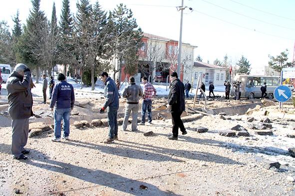 Organize Sanayi'de patlama 16