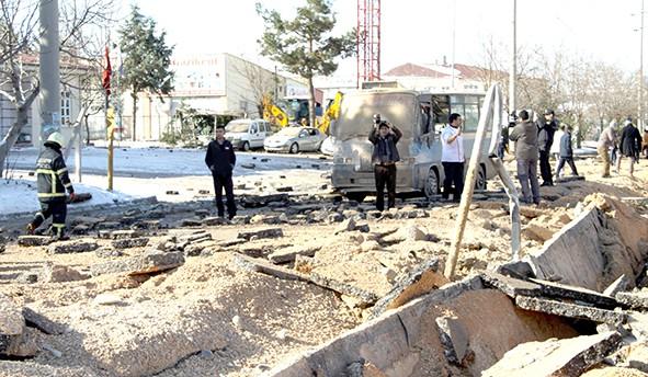 Organize Sanayi'de patlama 20