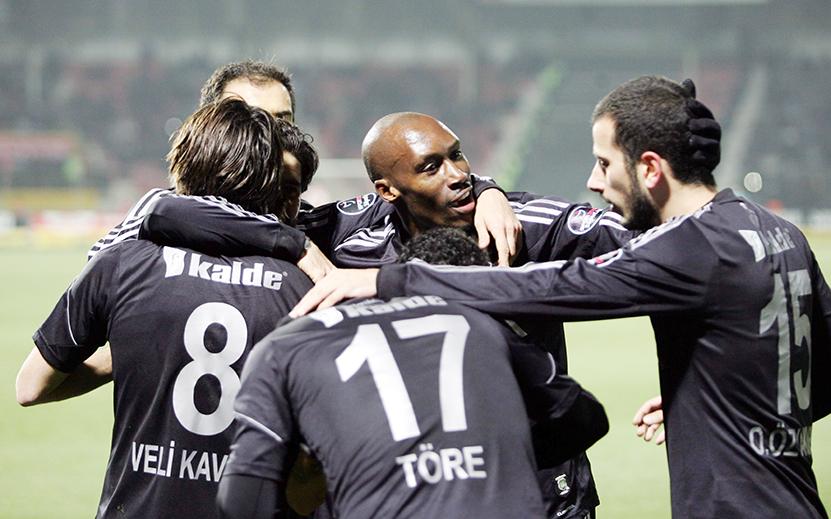 Gaziantepspor - Beşiktaş 1-2 12
