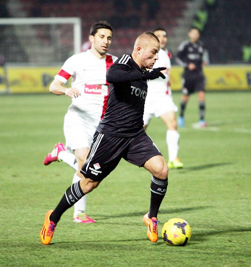 Gaziantepspor - Beşiktaş 1-2 13