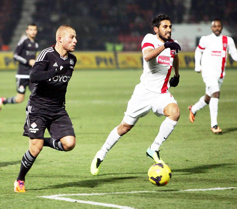 Gaziantepspor - Beşiktaş 1-2 14