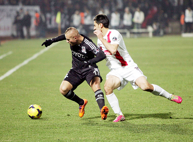Gaziantepspor - Beşiktaş 1-2 16