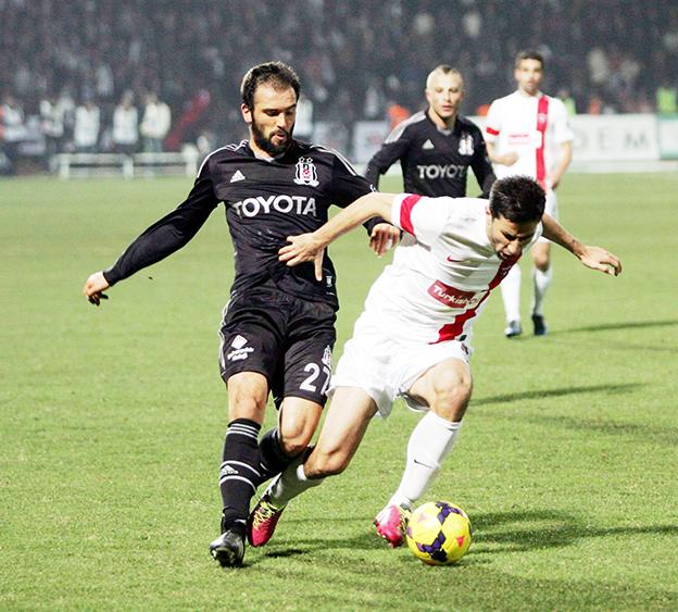 Gaziantepspor - Beşiktaş 1-2 17