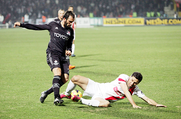 Gaziantepspor - Beşiktaş 1-2 18